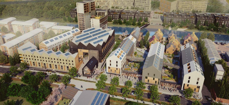 City centre living (Demo)