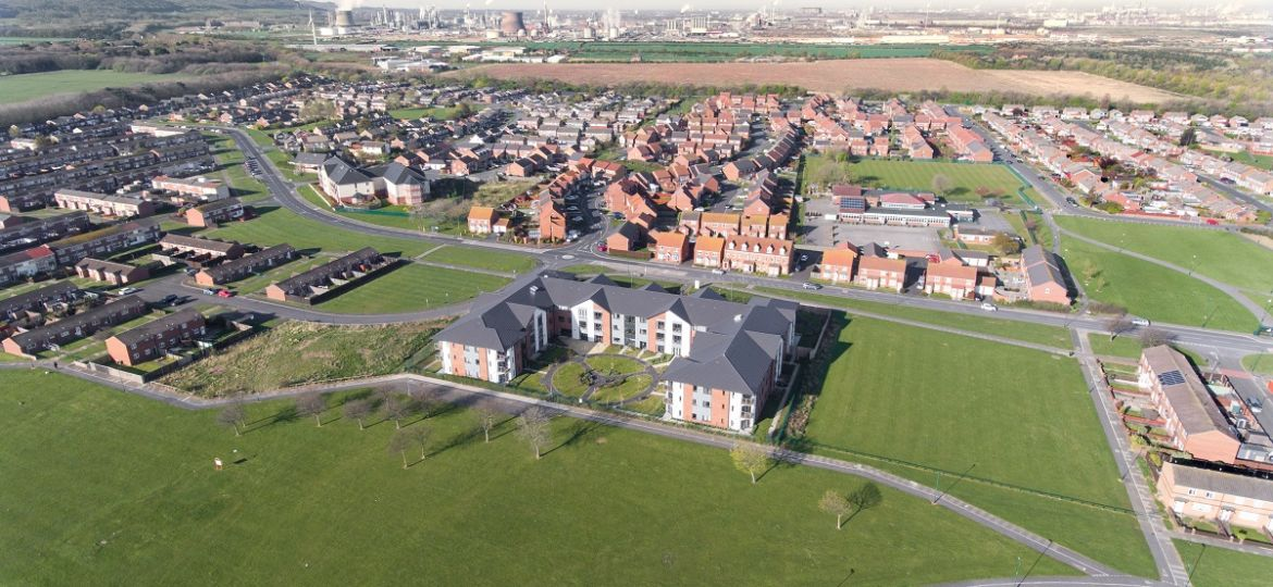 New homes for Redcar (Demo)