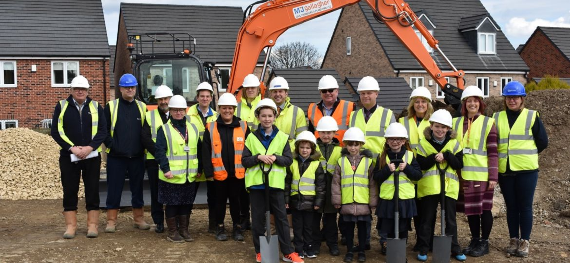 New homes in Wombwell (Demo)
