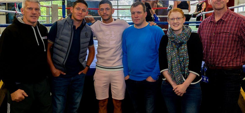 Halifax Boxing, Sports & Fitness Club (Demo)