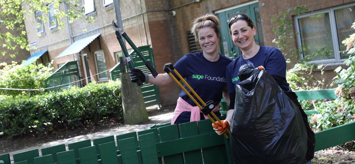 Spring clean for Byker (Demo)