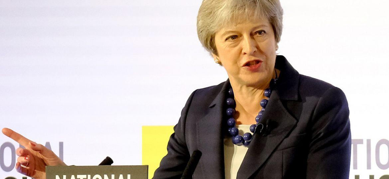 Theresa May (Demo)