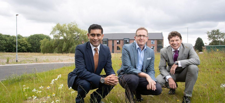 Bury Council joins JV North (Demo)