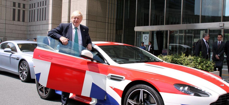 Boris Johnson (Demo)