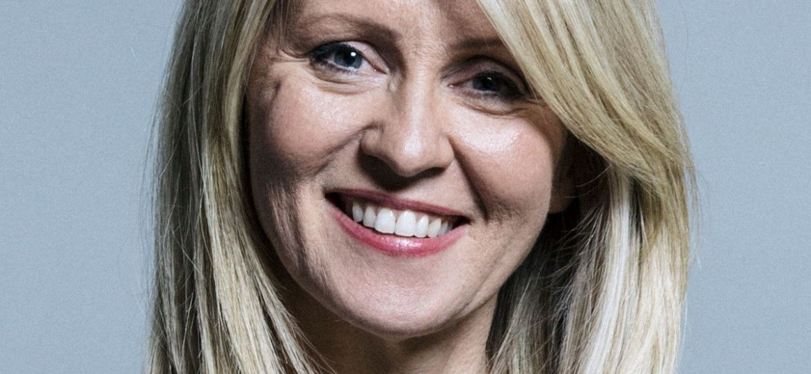 Esther McVey MP (Demo)