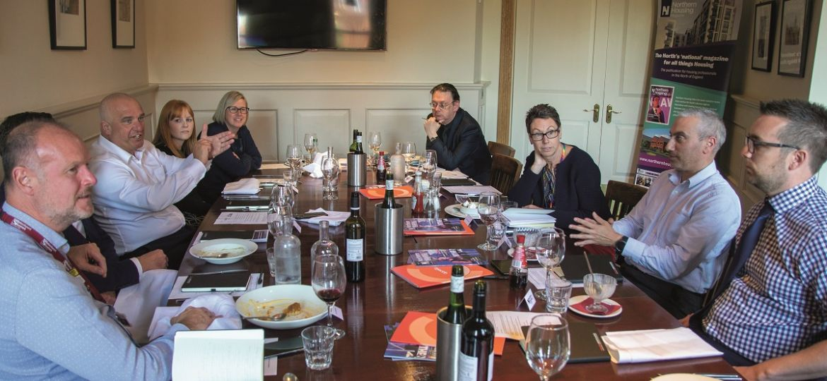Northern Housing Leaders' Roundtable with Appello (Demo)