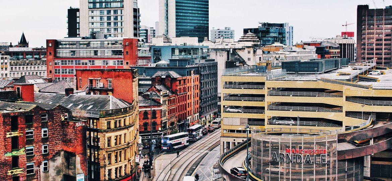 Manchester City Centre (Demo)