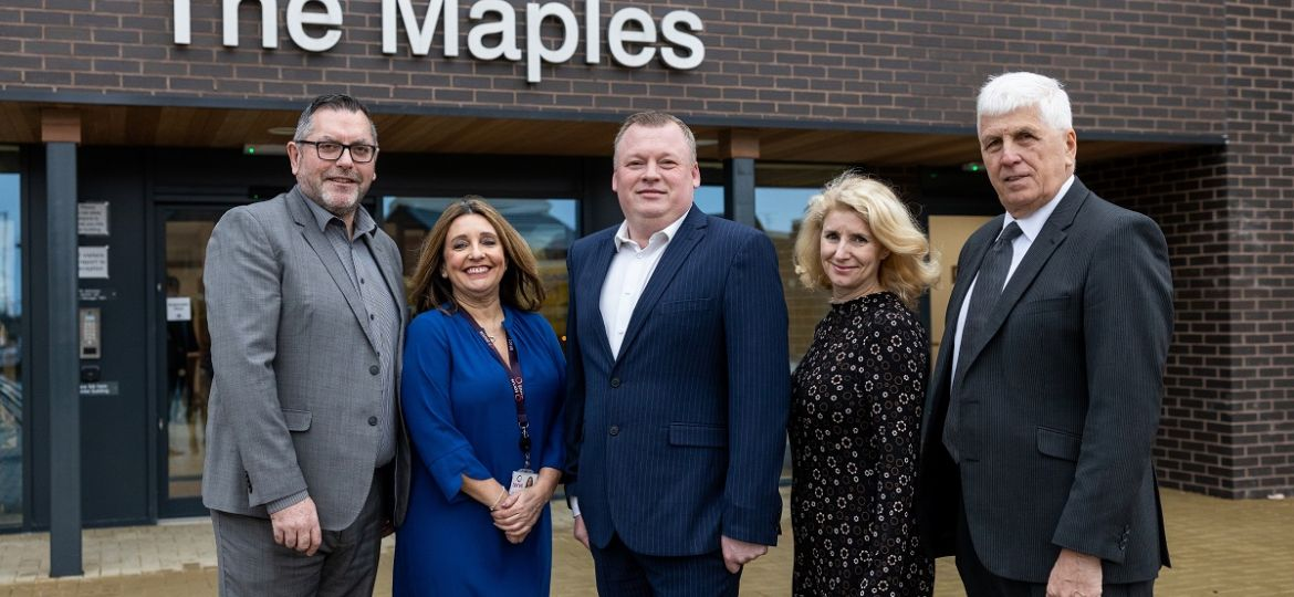 The Maples, Kirkby (Demo)