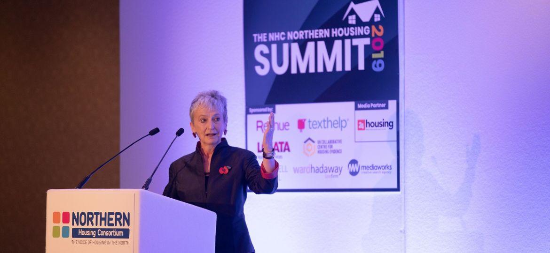 Julia Unwin CBE (Demo)
