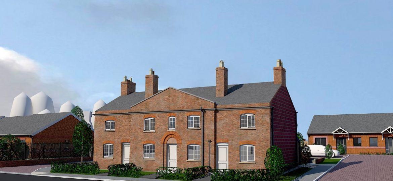Hale Road Cottages (Demo)