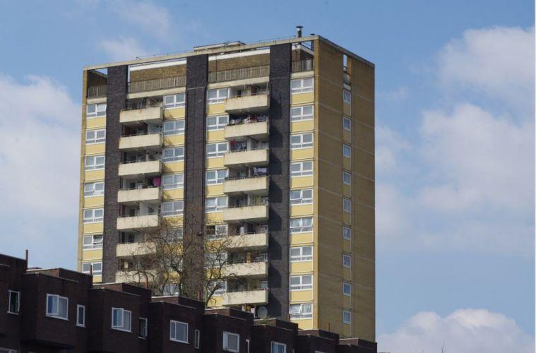 London Tower Block (Demo)