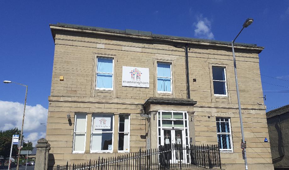 Manningham Housing Association (MHA)'s building in Bradford.