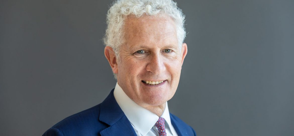 Peter Freeman, the new chair of Homes England.