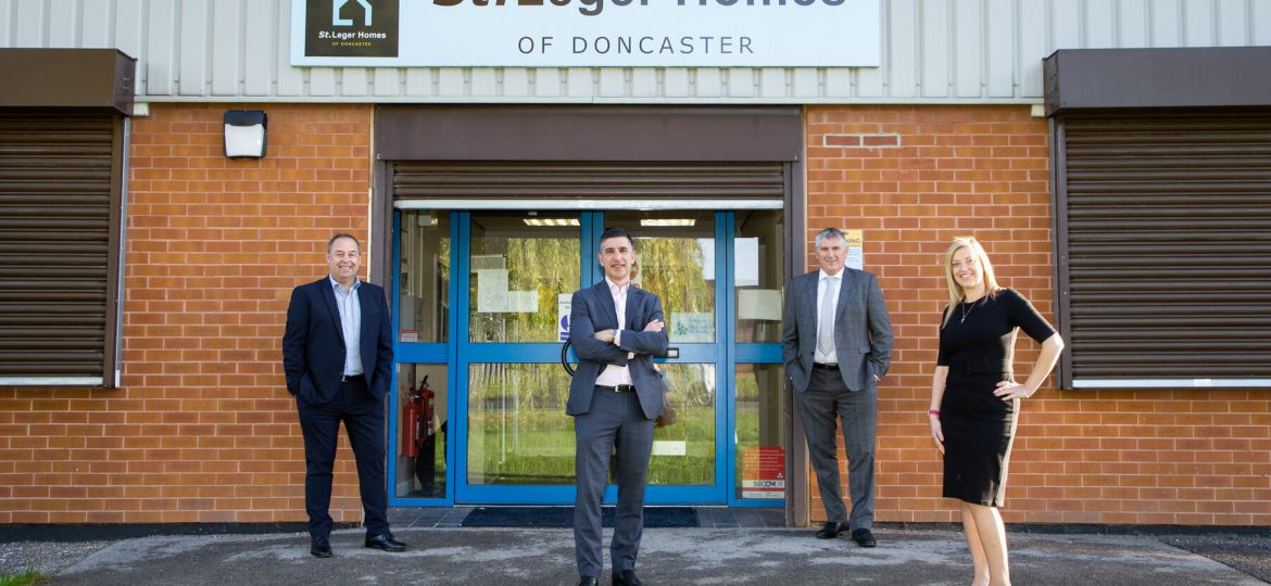 J Tomlinson St Leger Homes of Doncaster Planned Improvements and Maintenance partnership