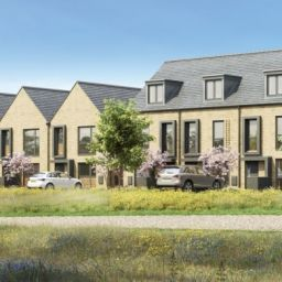 Jessop Park, LiveWest's development with Keepmoat Homes in south Bristol.