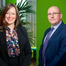 Jane Trevithick and Stuart Evans of Anthony Collins Solicitors.