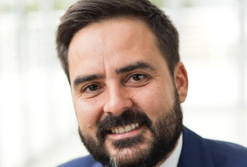 Barry Greyling, Platform Housing's new finance director.
