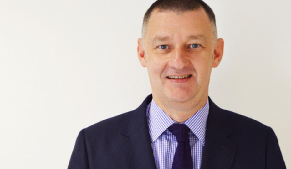 Nick Walkley, the departing chief executive of Homes England.