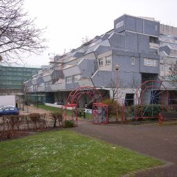 The Tangmere block of the Broadwater Farm Estate in Tottenham, owned by Haringey Council.