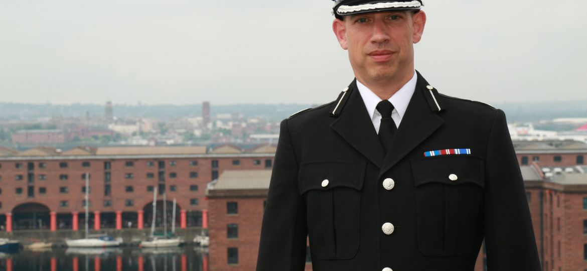 Ian Critchley, assistant chief constable of Merseyside Police.