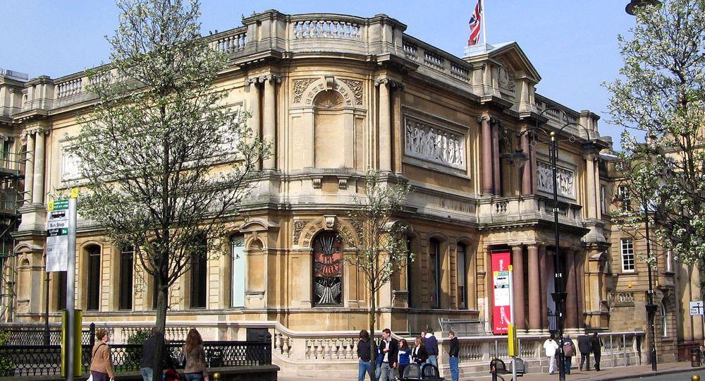 Wolverhampton Art Gallery.
