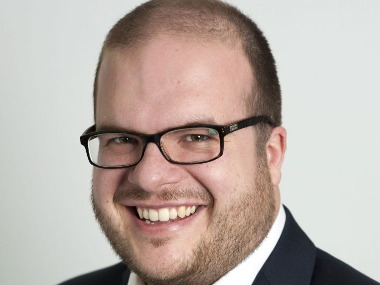 Joe Marshall, Catalyst's new managing director, new homes (Counties). Cr