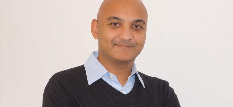 Rajan Sharma, Futures Housing Group's new director of finance.