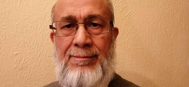 Bashir Uddin, chief executive of Bangla Housing Association.