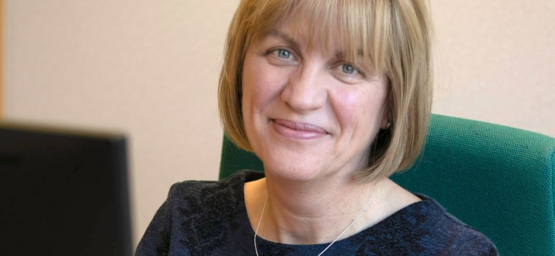 Rosemary Du Rose, CEO of Beyond Housing.