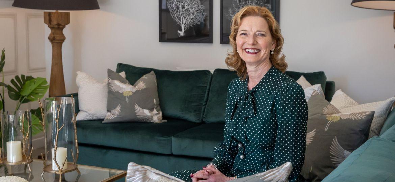 Helen Moore is group director of Orbit Homes, Orbit's development and sales arm.