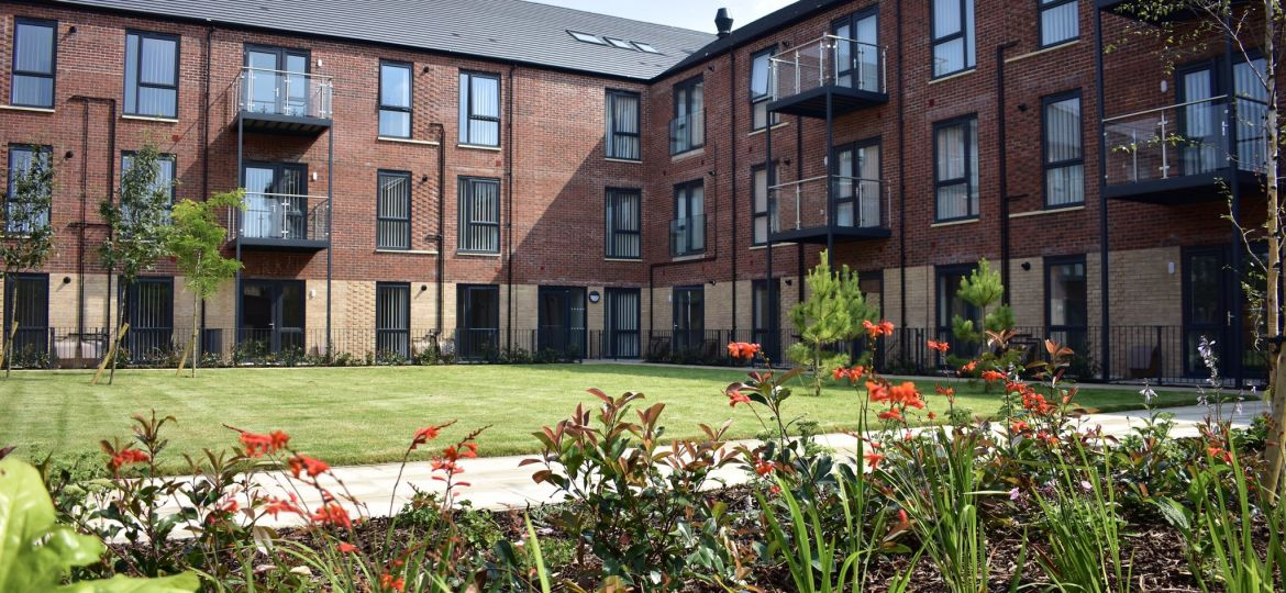Image 3 Southway 64 affordable homes in Withington
