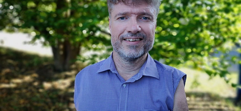 Mike Adams, chief executive of Purple.