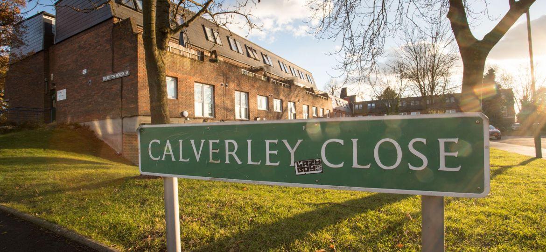 Claverley Close in Beckenham, Bromley.